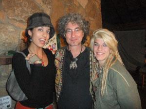 Sahira, Jeff, and Onca