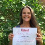 melinda walker TT1 certificate