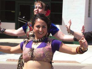 Martha picture multi cultural day