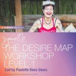 paulette's desire map workshop logo