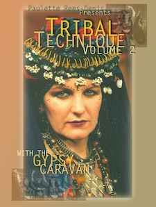 Tribal Technique DVD#2 cover