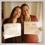 Misha and Angie- TT1 certificates