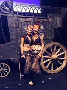 paulette and cinzia wagon genoa 10.15