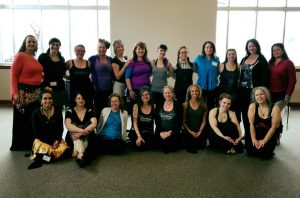 Tribal Bliss, Tribal Trance wkshp photo